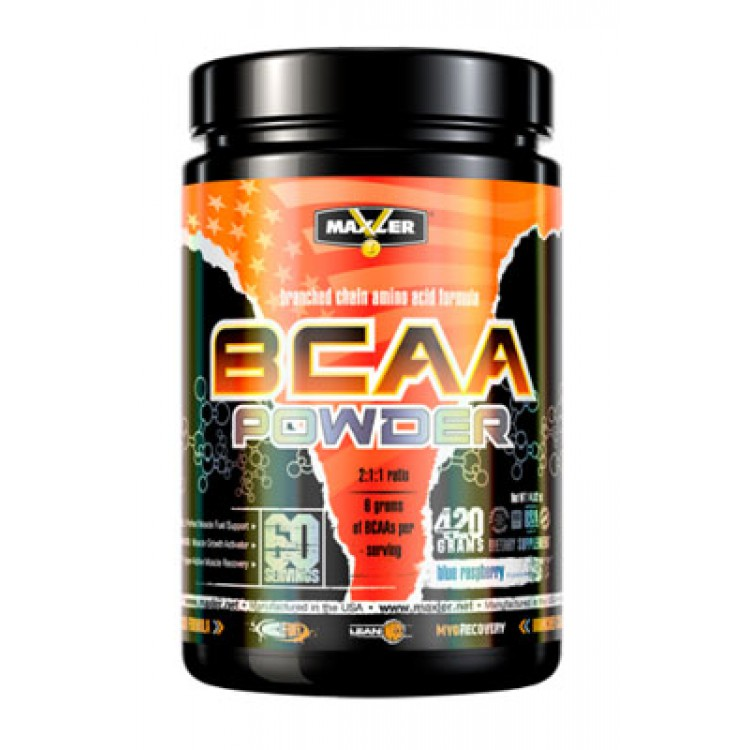 Maxler. BCAA Powder - 420 г - вкусовые