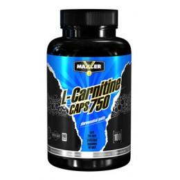 Maxler. L-Carnitine 750 - 100 капс